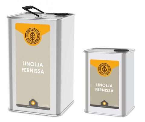 Linolja Fernissa